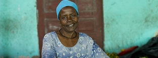 Tubakwera, 58, from Uganda has seven grandchildren to support.