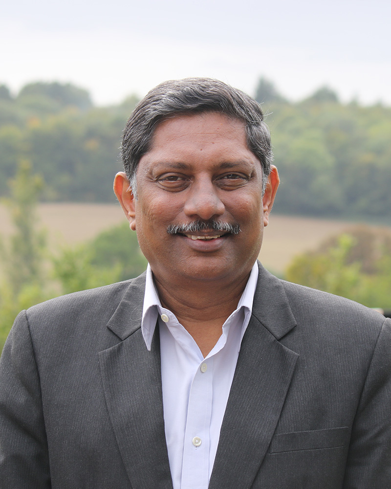 Cherian Mathews, Director of Global Impact and Resourcing