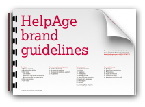 HelpAge brand guidelines