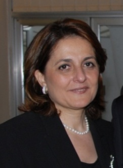 Abla Sibai, HelpAge International trustee