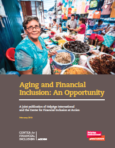 Aging and Financial Inclusion Report