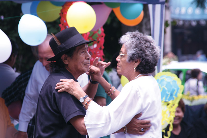 Mexico has seen a rapid expansion of social pensions for older people.