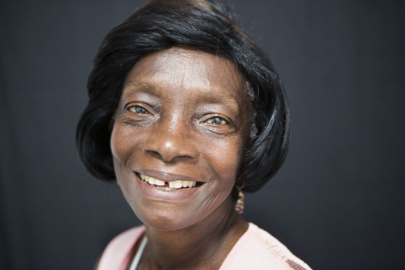 Justina Vanguera, 68, Colombia. (c)Jonas Wresch/HelpAge International